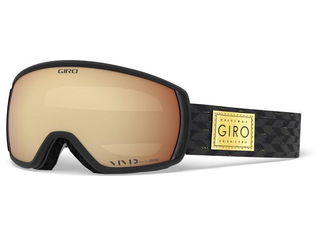 Giro Facet Snow Goggles black-gold shimmer